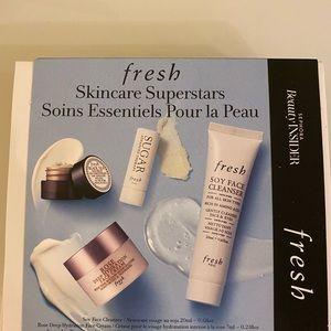 Fresh Skincare Superstars Set